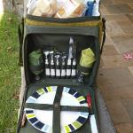 The Romance Package Picnic Basket
