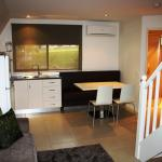 A-Line Unit Lounge/Kitchen