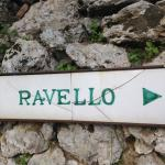 Walking paths in Ravello