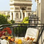 Radisson Blu Hotel Champs Elysees, Paris Foto