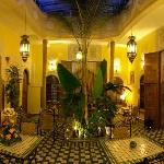 RIAD TRADITIONNEL DAR ZOUHOUR A  RABAT