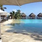 Foto de Moorea Pearl Resort & Spa