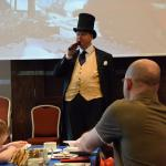 breakfast with the fat controller
