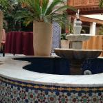 intricate work was put into making this riad!