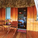 Only 12 well-appointed, thatch-roof cabanas