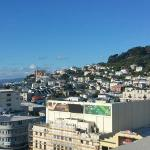 Bilde fra Base Wellington Backpackers