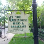 Foto di The Greenhouse Bed and Breakfast