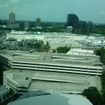 view of Lenox from room