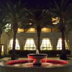 another lovely fountain at night