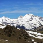 Pyrenees Above Erill