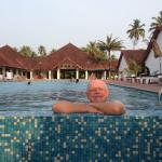 Foto van Abad Whispering Palms Lake Resort