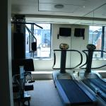 gym in room