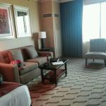 Foto de Horseshoe Casino Luxury All-Suite Hotel