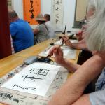The Calligraphy Lesson