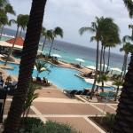 Foto de Curaçao Marriott Beach Resort & Emerald Casino