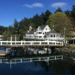 Foto de Hotel de Haro at Roche Harbor Resort