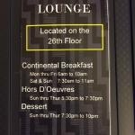 concierge hours