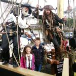 Golden Hind at Brixham