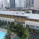 New World Makati Hotel Foto