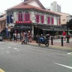 One of the eateries around