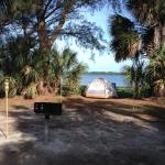 Foto di Fort de Soto Park Campground