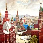Tour of Moscow - Day Tours
