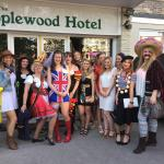Fantastic Hen weekend at the very friendly Applewood Hotel