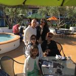 Great times with the family