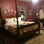 The Jackson Rose B & B resmi