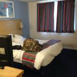 Foto de Travelodge Cardiff Central