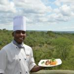 Our Club chef is ready to serve you