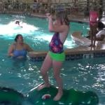 Waterpark fun!