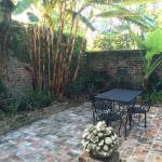 Private courtyard for your cottage