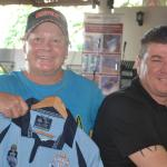 State of Origin FOOTBALL - go the blues