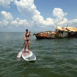 Island Fit Stand Up Paddleboard Fitness