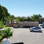 View of Parking Lot/Pool & Laundry
