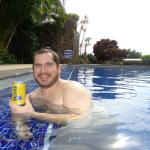 Enjoying the Pacifico
