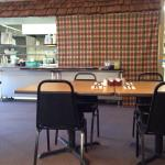 Lovely, Clean, Little BBQ Restaurant Attached to the Registration Office