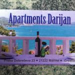 Foto Apartments Darijan