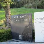 Relais and ChateauxPpark Hotel Sonnenhof with 1 Michelin Star Restaurant Maree