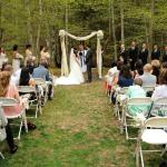 Ceremony in the Lower Grove