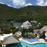 Capella Marigot Bay Resort & Marina Foto