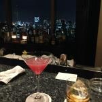 Drinks with a killer view!
