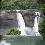 Rainforest Resort Athirapally Falls Foto