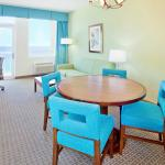 Family Suite at the Holiday Inn Resort Pensacola Beach