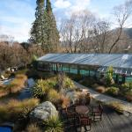 Indoor Heated Lap Pool and Outdoor Hot Pools