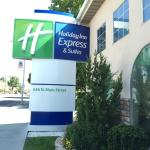 Foto de Holiday Inn Express Bishop