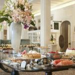 Afternoon Tea at Mount Nelson Hotel