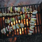 Shish Kabobs from the General Store