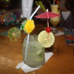 yummy welcoming cocktails